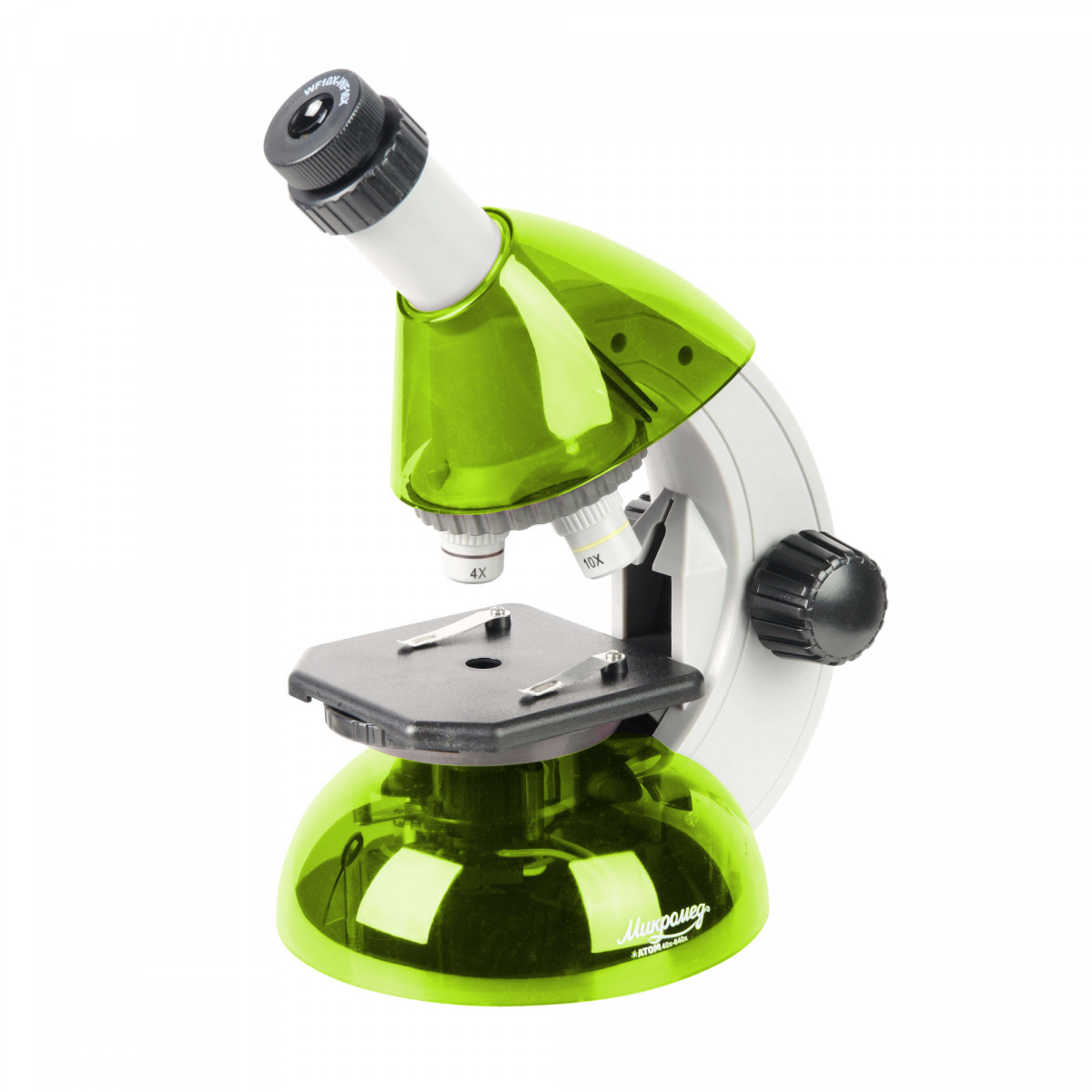 Микроскоп Микромед Атом 40x-640x