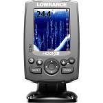 Эхолот Lowrance Hook-3x DSI 455/800