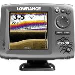 Эхолот Lowrance Hook-5x Mid/High/DownScan