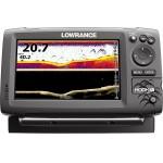 Эхолот Lowrance Hook-7x Mid/High/DownScan