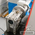 Blacksmith ETB60-50HV Трубогиб электрический роликовый, профилегиб