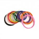 Цветной ABS пластик для 3D-Ручек 9 цветов по 10м.