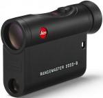 Лазерный дальномер Leica Rangemaster 2000 CRF-B black с баллистическим калькулятором