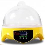 Мини-инкубатор на 7 яиц HHD 7 с терморегулятором