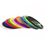 Набор ABS пластика для 3D ручки 15 цветов по 10м