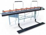 Станок Tapco SuperMax-08 2.60 м со стойкой и роликовым ножом и ремкомплектом