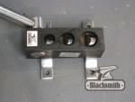 Blacksmith TN1-19/25/31 инструмент для вырубки седловин на торцах труб