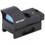 Коллиматорный прицел Sightmark Green Mini Shot with Sunshade Hood (SM14011)
